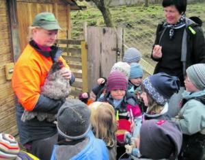 Ein besonderer und erlebnisreicher Vormittag, an dem alle fast kleine Hühnerexperten geworden sind.